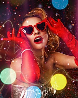 Carnival, Lights, Holiday, Party, Entertainment