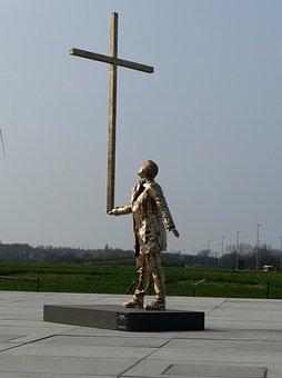 Cross, Faith, Work Of Art, Jan Fabre, God, Image