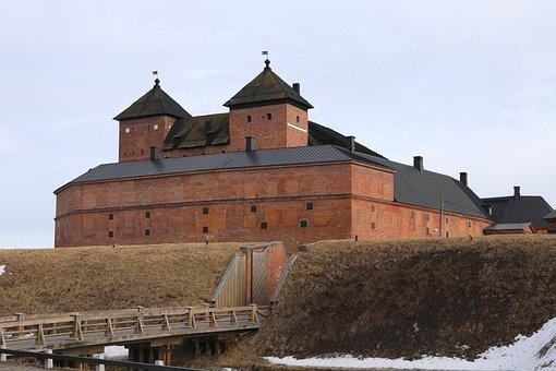 Castle, Fortress, Hämeenlinna, Finnish, Her Castle