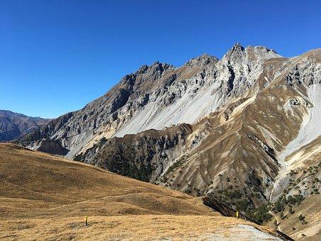 Mountains, Switzerland, Landscape, Alpine, Nature