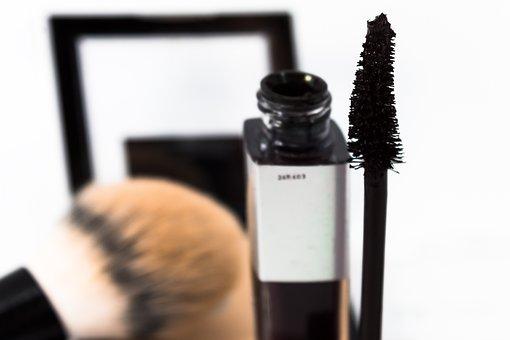 Make Up, Mascara, Cosmetics, Makeup, Brush, Beauty