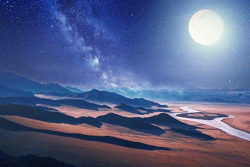 Landscape, Fantasy, Fantasy Landscape, Nature, Dream