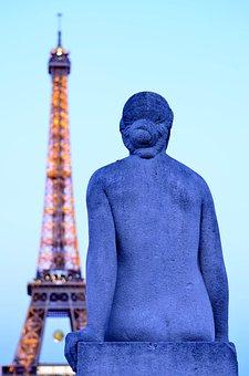 Paris, Tower, Eiffel, France, Architecture, Landmark