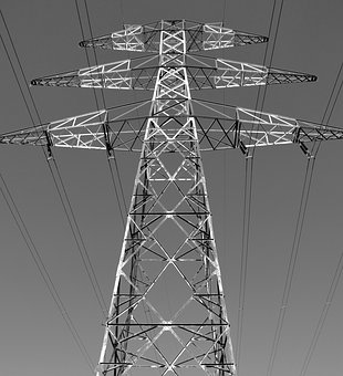 Power Line, Transmission, Electricity, Infrastructure