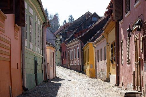 Sighisoara, Transylvania, Romania, Dracula's Birthplace