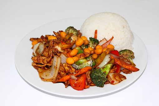Chinese, Eat, Food, Rice, Specialty, Asia Court, Asia