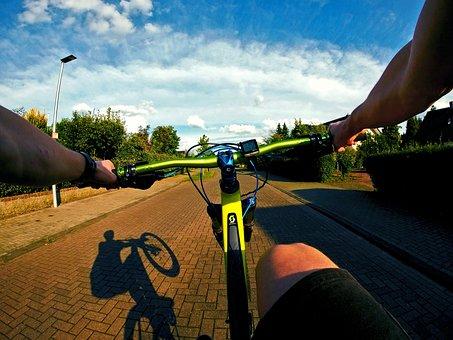Sport, Mountain Bike, Bike, Biker, Bicycles, Man