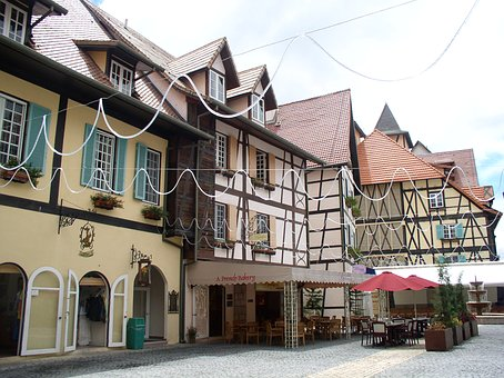 Bukit Tinggi, French Village Style Resort, Janda Baik