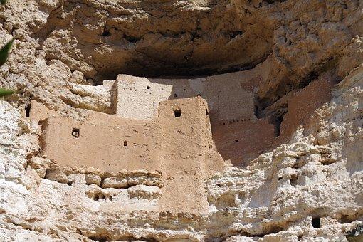 Montezuma Castle, Native American, Montezuma, Cliff