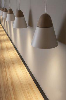 Decoration, Lamps, Restaurant, Coffee, Cups, Bar
