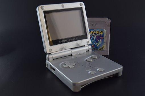 Gameboy, Video Game, Retro
