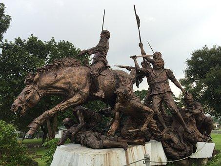 Sculpture, Hero, Heroism, Statue, History, Monument