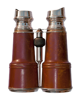 Old Binoculars, Attribute, History, Military