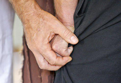 Hand, Hands, Consolation, Hold Tight, Human, Stress