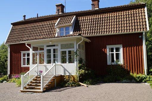 Birthplace, Näs, Vimmerby, Astrid Lindgren, Lifework