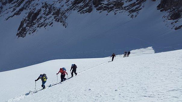 Ski Mountaineering, Backcountry Skiiing, Winter Sports