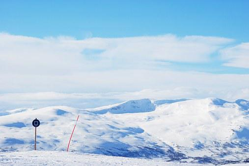 Hemavan, Snow, Norrland, Mountain, Snow Landscape
