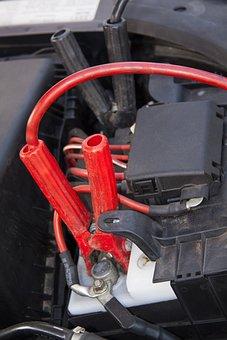 Battery, Jump Start, Starter Cable, Roadside Assistance