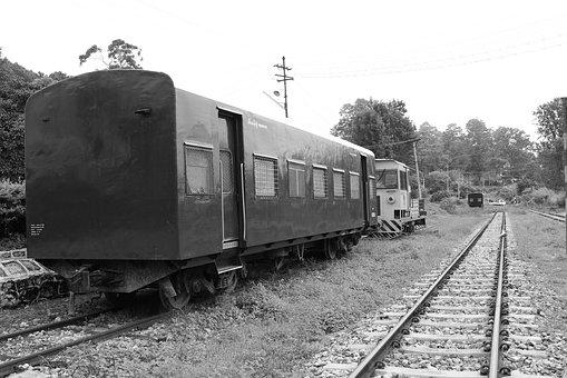 Kalaw, Station, Train, Railway, Myanmar, Burma