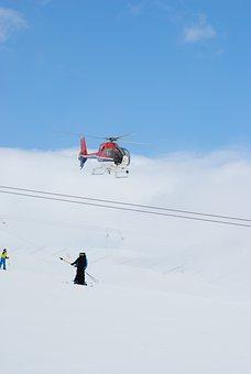 Winter, Swedish Mountain, Hemavan, Real Mountains