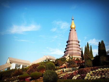 Park, Doi, Inthanon, Wallpaper, Thailand, Chiangmai