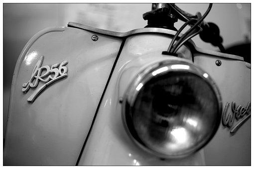 Ostalgie, Roller, Moped, Weasel, Ar56, Oven-hot