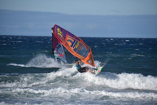 Windsurfing, Gran Canaria, Windsurfing Cup, Pozowinds