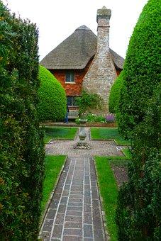 Historic, Architecture, National Trust, Alfriston