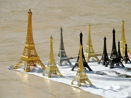 Paris, Eiffel Tower, France, Europe, French, Building