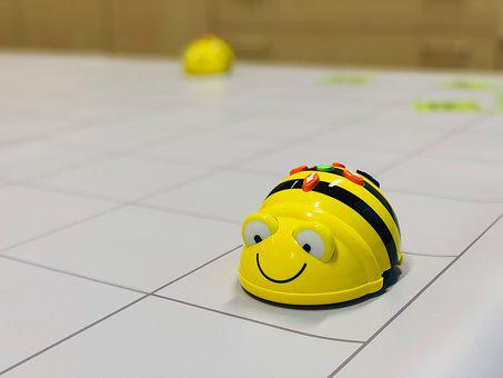 Beebot, Bee, Robot, Technology, Science, Electronic