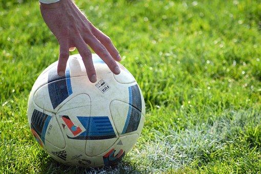 Football, Grass, Kreisliga, Rush, Sports Ground, Field