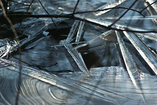 Gel, Water, Cold, Winters, Snow, Winter, Frozen, Nature