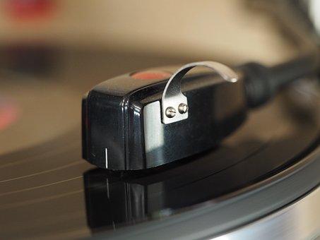 Vinyl, Record, Ortofon, Music, Turntable, Vintage