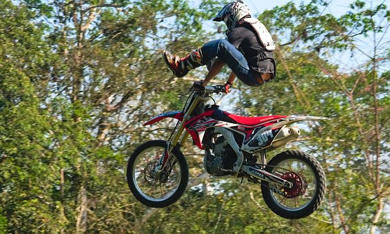 Motocross, Dirtbike, Speed, Race, Epic, Stunt