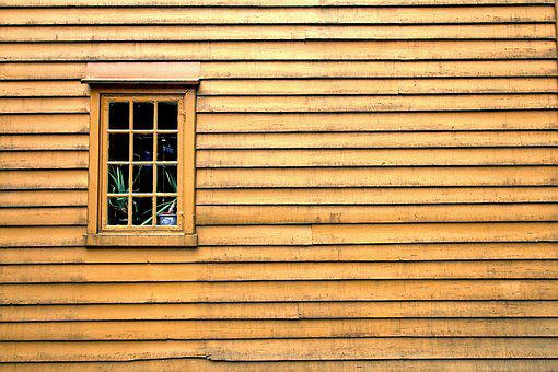 Window, Wood, Yellow, Old, Architecture, House, Age