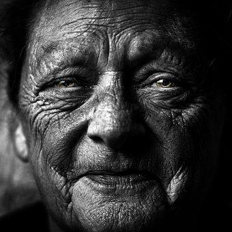 Grandma, Grandmother, Granny, Adult, Age, Aged, Aging