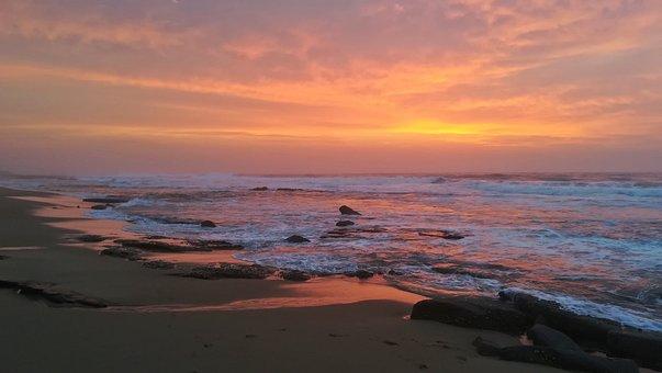 Beach, South African Beach, Beach In South Africa