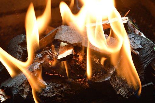 Fire, Heat, Flame, Hot, Blaze, Burn, Bonfire, Flames