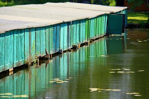 Garages, Water Garages, Boat Garages, Water, Boat
