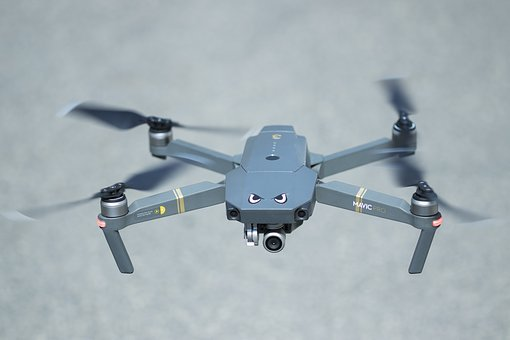 The Drones, Flight, Quadrocopter, Hobby, Helicopter