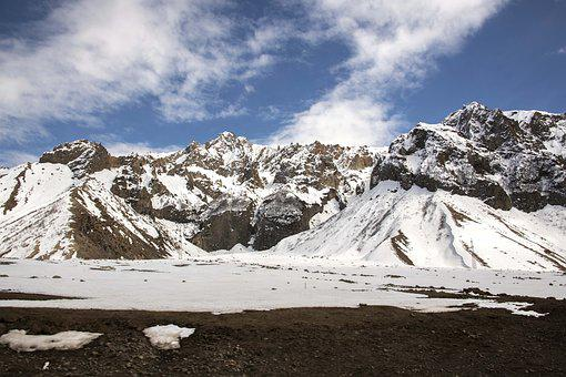 Gudauri, Mountains, In Georgia, Landscape, Mountain