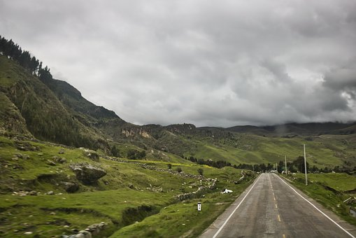 Peru, Landscape, Ayacucho, Nature, Mountain, Mountains