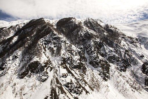 Gudauri, Mountains, In Georgia, Tr, Landscape, Mountain