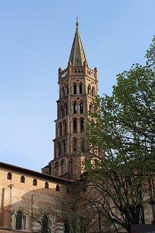 Saint Sernin, Basilica, Toulouse, Occitania, History