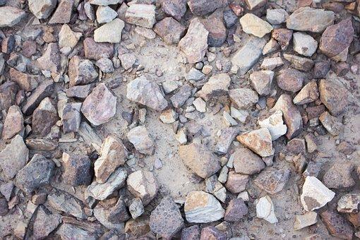 Gravel Rocks, Gravel, Rock, Construction, Pebble