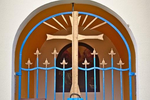 Cross, Religion, Chapel, Church, Christianity, Faith
