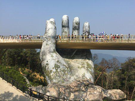 Sunworld, Ba-na-hills, Vietnam, Amusement Park