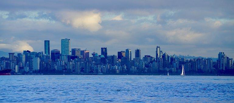 Vancouver Bc, British Columbia, Pacific Ocean