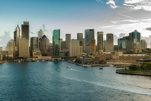 Sydney, Harbour, Architecture, Building