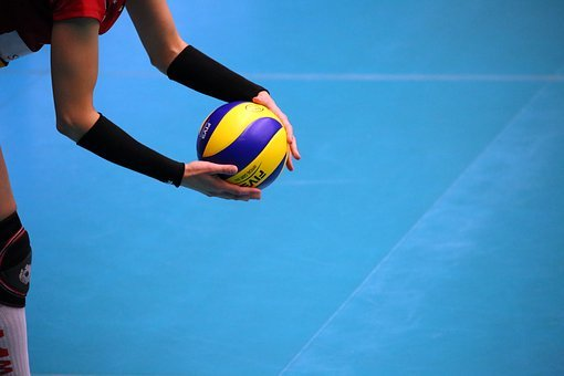 Volleyball, Sport, Player, Ball, Volley, Ball Sports